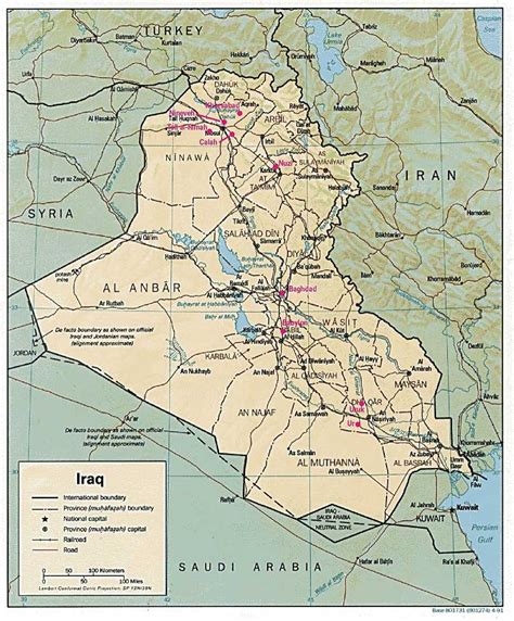 IRAQ - What is the significance of Iraq in the Bible
