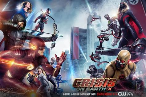 Arrowverse: Full Episodes List (in Chronological