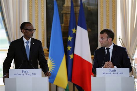 Did France Support Rwanda Genocide to Combat 'Anglophone