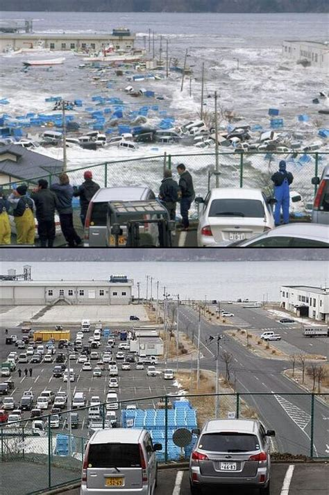 PHOTOS: Japan's AMAZING recovery a year after tsunami