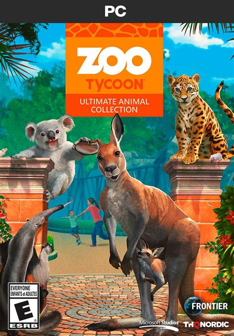 Zoo Tycoon: Ultimate Animal Collection Release Date (PC