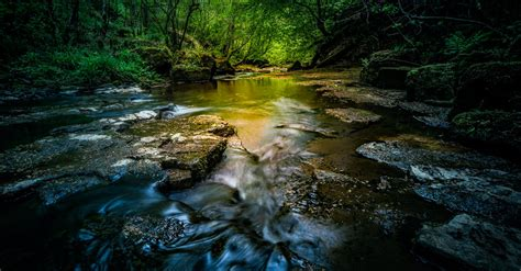 Time-Lapse Photo Of River · Free Stock Photo