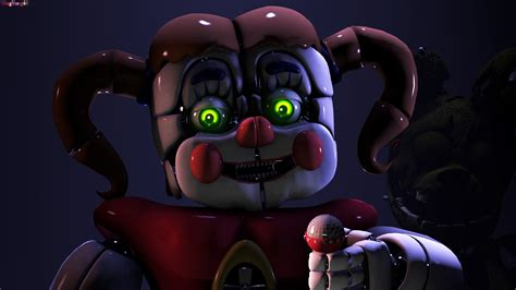 Five Nights at Freddy's Sister Location HD FNAF Wallpapers