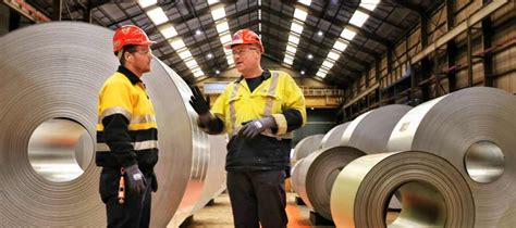 BlueScope Steel: a super competitive supplier of steel