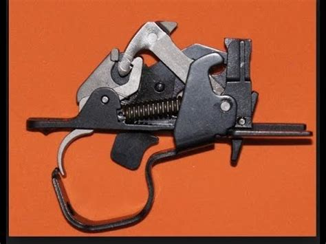 Ruger mini 14 trigger assembly reassembly problem and fix