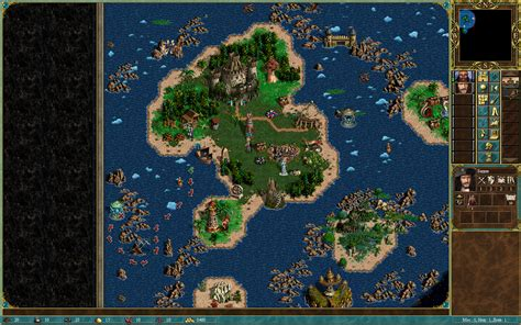 Game Mods: Heroes of Might and Magic 3 - HD Mod v3