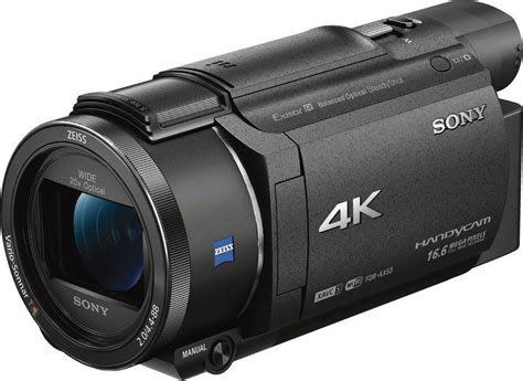 Sony FDR-AX53 - Skroutz