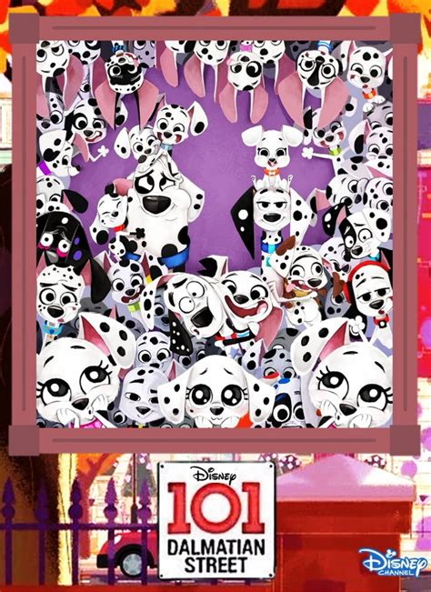 101 Dalmatian Street - new animated series about 101