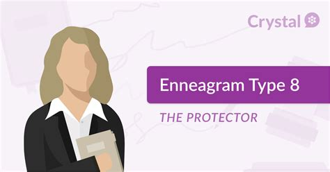 Enneagram Type 8 - The Protector