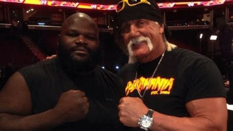Hulk Hogan reacts to Mark Henry's comments about him