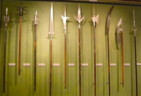 1000+ images about Polearms on Pinterest   Armors