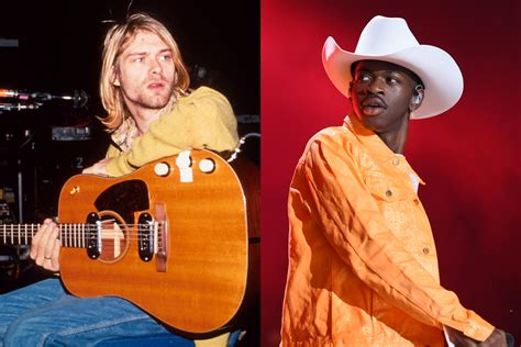 Lil Nas X Had Never Heard 'Nevermind' Before Making the