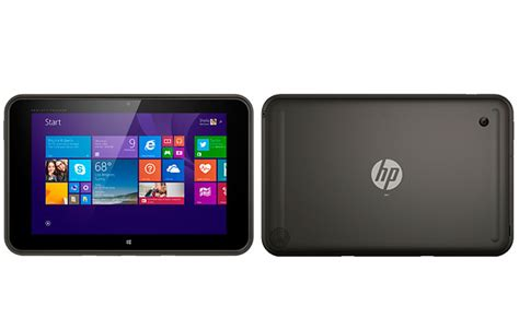 HP Pro Tablet 10 EE G1 and Pro Slate 10 EE G1 launched in