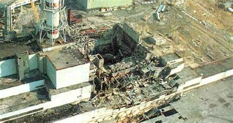 The Story Of The Chernobyl Disaster And The Radioactive