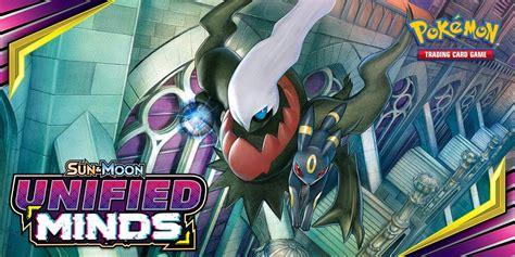 The Pokemon Unified Minds TCG Full Set List has been