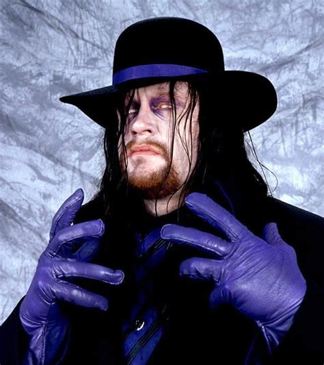 Photos: The evolution of The Undertaker in 2020