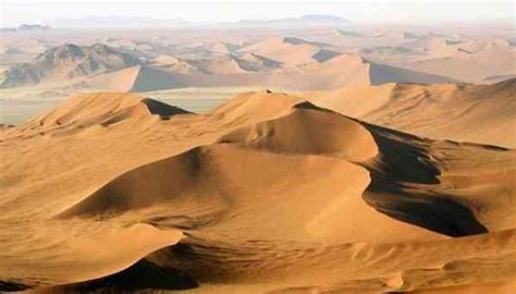 List of 10 Most Extreme Deserts In The World: Dare To Go