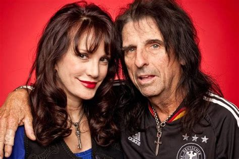 Where and What Is Alice Cooper's Wife Sheryl Goddard Doing