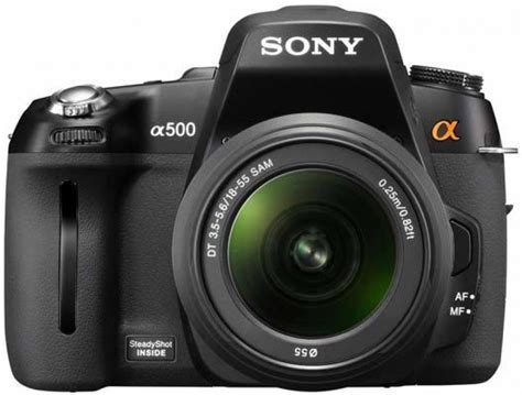 Sony A500 Review | Photography Blog