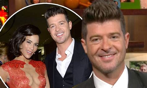 Robin Thicke and ex-wife Paula Patton put their son first