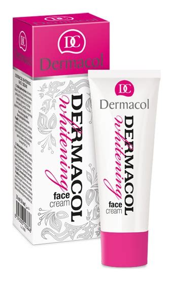 Dermacol Whitening Face Cream ingredients (Explained)