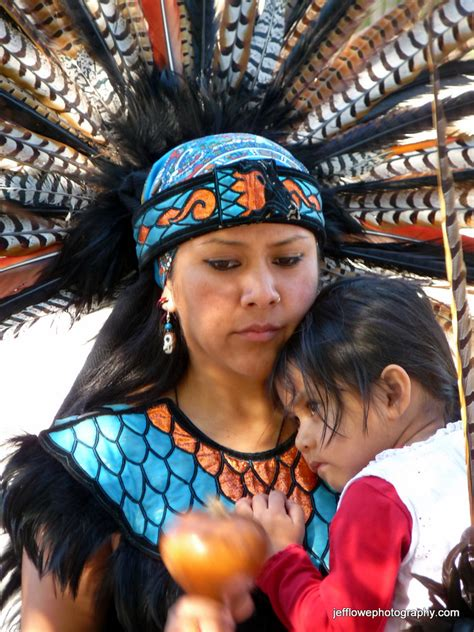 Native American Mother and Child | The oddest thing