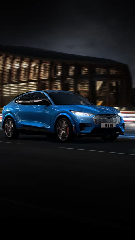 Wallpaper Ford Mustang Mach-E GT Performance, SUV, 2021