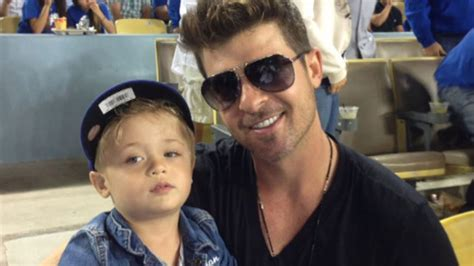 Robin Thicke Denies Allegations Of Abusing His 6-Year-Old