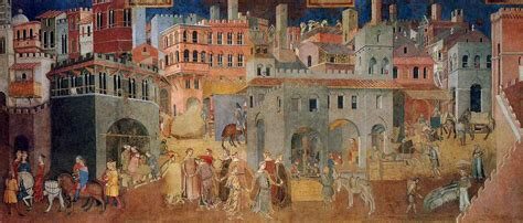 Late Italian Gothic Painting {1300-1348} Flashcards by