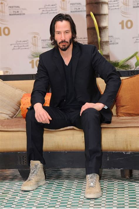 Keanu Reeves Has Been Wearing The Same Outfit For The Last